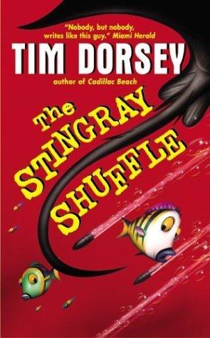 The Stingray Shuffle (Serge Storms, #5)