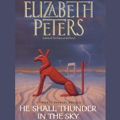He Shall Thunder in the Sky by Elizabeth Peters