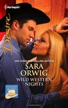 Wild Western Nights by Sara Orwig