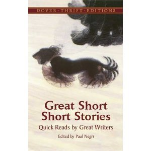 Great Short Short Stories by Paul Negri