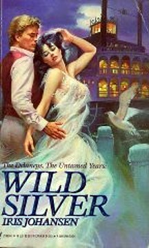 Wild Silver (The Delaneys, #9) by Iris Johansen