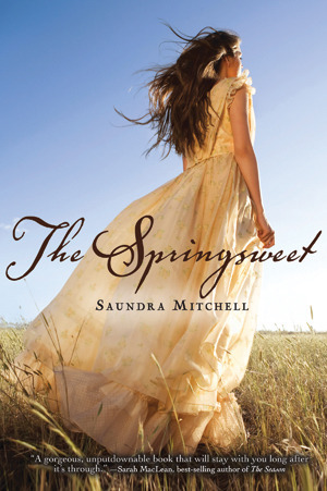 The Springsweet by Saundra Mitchell