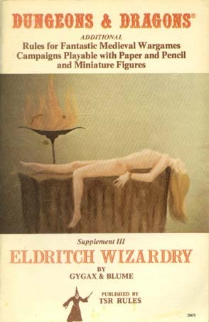 Eldritch Wizardry