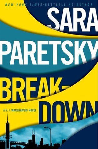 Breakdown by Sara Paretsky