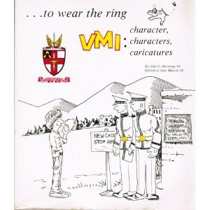 ...To wear the ring - VMI: Character, characters, caricatures