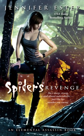 Spider's Revenge by Jennifer Estep