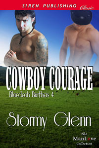 Cowboy Courage by Stormy Glenn