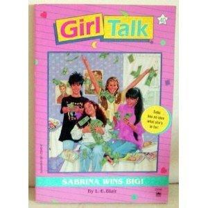 Sabrina Wins Big (Girl Talk, #40)