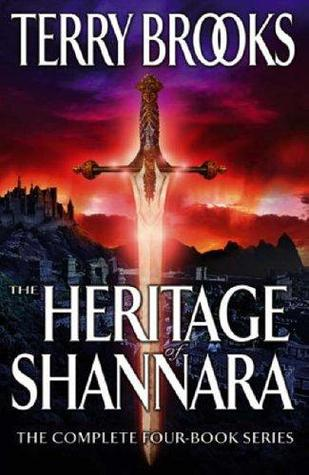 The heritage of shannara by terry brooks fandeluxe Gallery
