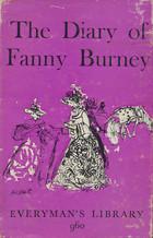 Diary of Fanny Burney (Everyman's Library)