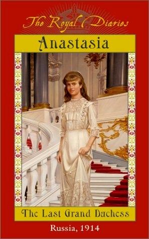 Anastasia by Carolyn Meyer