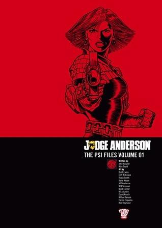 Judge Anderson: The PSI Files Volume 01