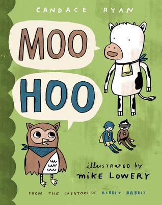 Moo Hoo by Candace Ryan