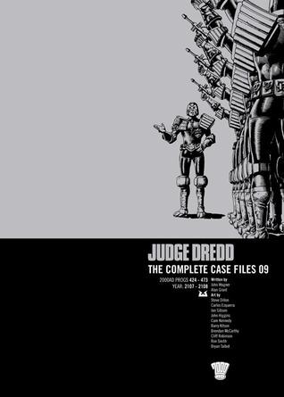 Judge Dredd: The Complete Case Files 09