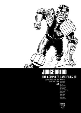 Judge Dredd: The Complete Case Files 10