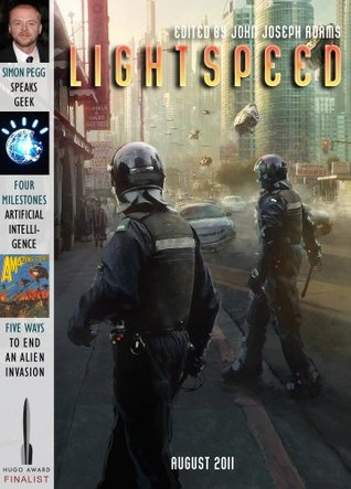 Lightspeed Magazine, August 2011(Lightspeed Magazine 15)