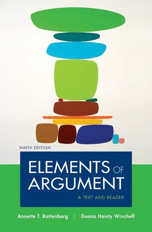 Elements of argument a text and reader by annette t rottenberg 4186622 fandeluxe Image collections