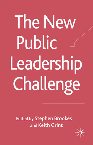 The New Public Leadership Challenge