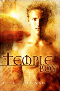 Temple Boy by Heidi Cullinan
