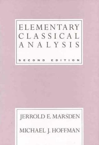 Elementary Classical Analysis