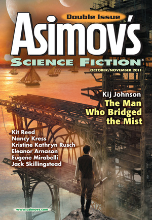 Asimov's Science Fiction, October/November 2011