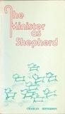 The Minister as Shepherd