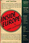 Inside Europe (War Edition)