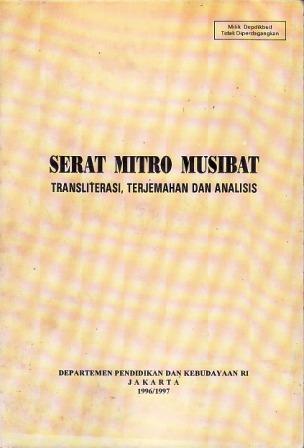 Serat Mitro Musibat: Transliterasi, Terjemahan dan Analisis