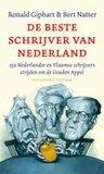 De beste schrijver van Nederland by Ronald Giphart
