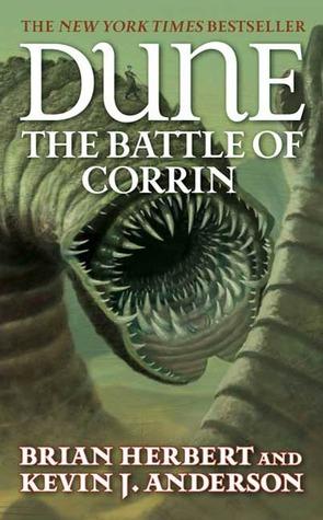 The Battle of Corrin by Brian Herbert