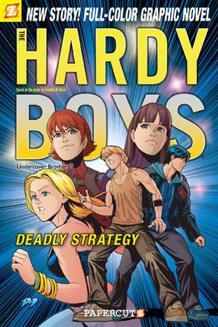 The Hardy Boys: Undercover Brothers, #20: Deadly Strategy