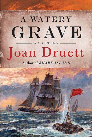 A Watery Grave (Wiki Coffin Mysteries #1)