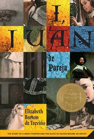 I, Juan de Pareja by Elizabeth Borton de Treviño