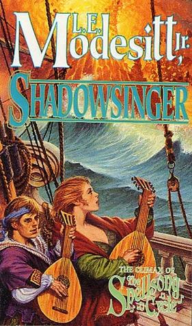 Shadowsinger (Spellsong Cycle #5)