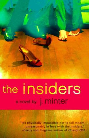Insiders by J. Minter