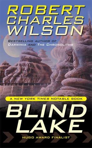 Blind Lake by Robert Charles Wilson