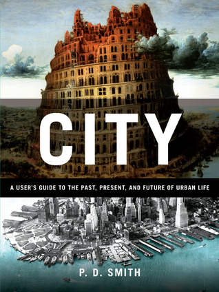 City by P.D.  Smith