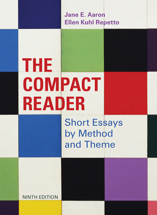 the compact reader short essays by method and theme by jane e aaron 10775039