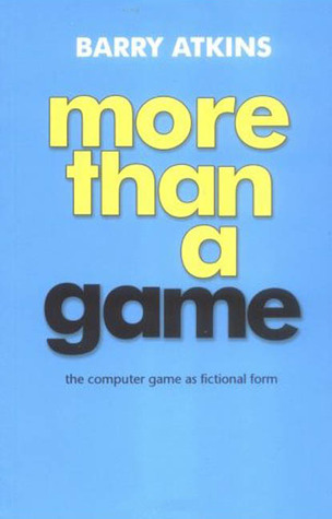 More than a Game by Barry Atkins