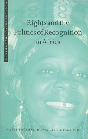 Rights and the Politics of Recognition in Africa