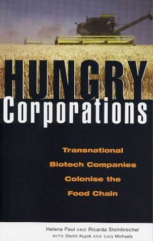 Hungry Corporations by Helena Paul