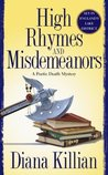 High Rhymes and Misdemeanors (Poetic Death Mystery, #1)