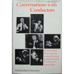 Conversations with Conductors