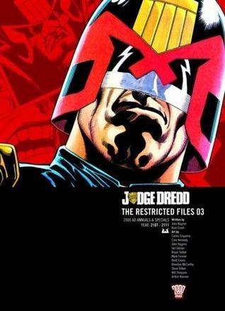 Judge Dredd: the Restricted Files 03