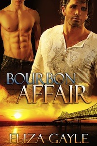 Bourbon Affair by Eliza Gayle