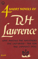 Four Short Novels by D.H. Lawrence
