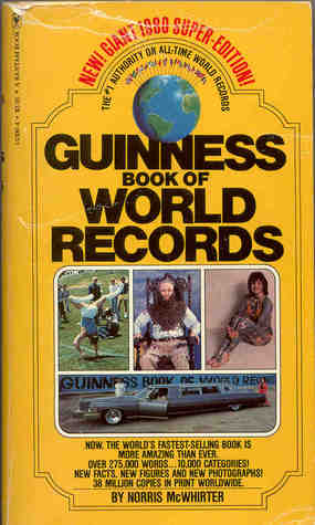 Grenis book of world record