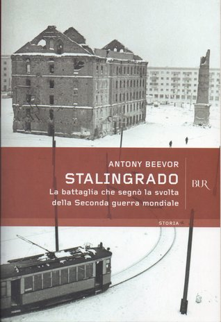 Stalingrado by Antony Beevor