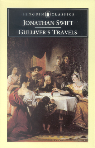 an examination of the satire in jonathan swifts gullivers travels