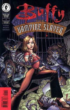 Buffy the Vampire Slayer #1 (Buffy Comics, #1)